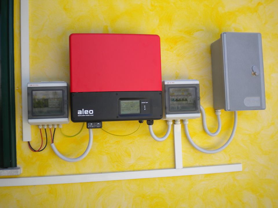 Impianti elettrtici